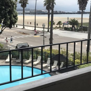 Photo Of West Beach Inn Santa Barbara Ca United States Third Floor