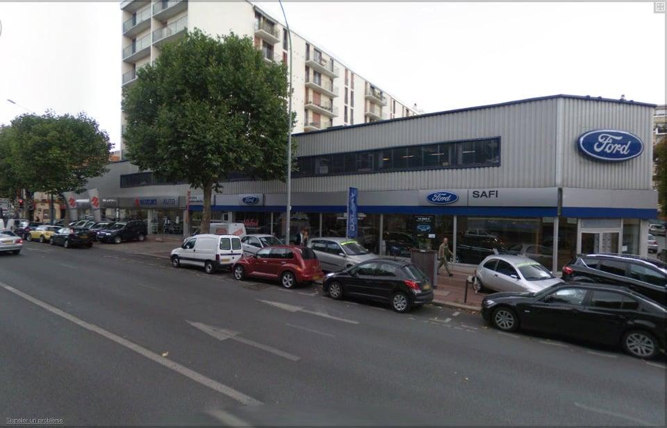 Ford Saint Maur : ford saint maur des fosses safi concessionnaire auto 9 bd maurice berteaux saint maur des ~ Gottalentnigeria.com Avis de Voitures