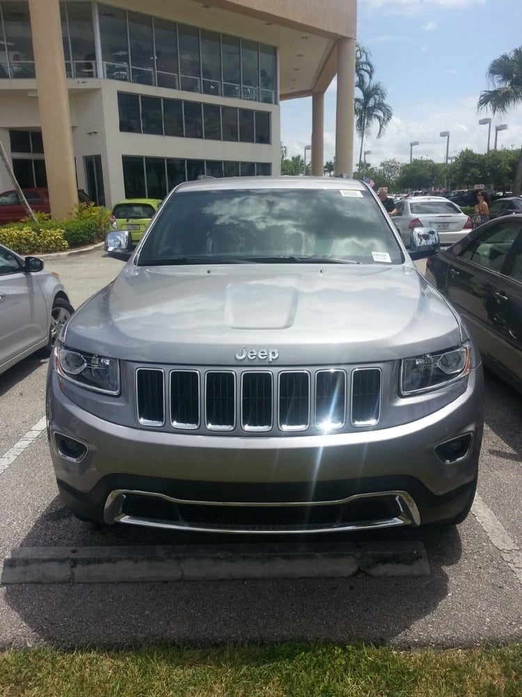 the 2014 jeep grand cherokee i got from arrigo manager gave me an unbeatable price too yelp. Black Bedroom Furniture Sets. Home Design Ideas