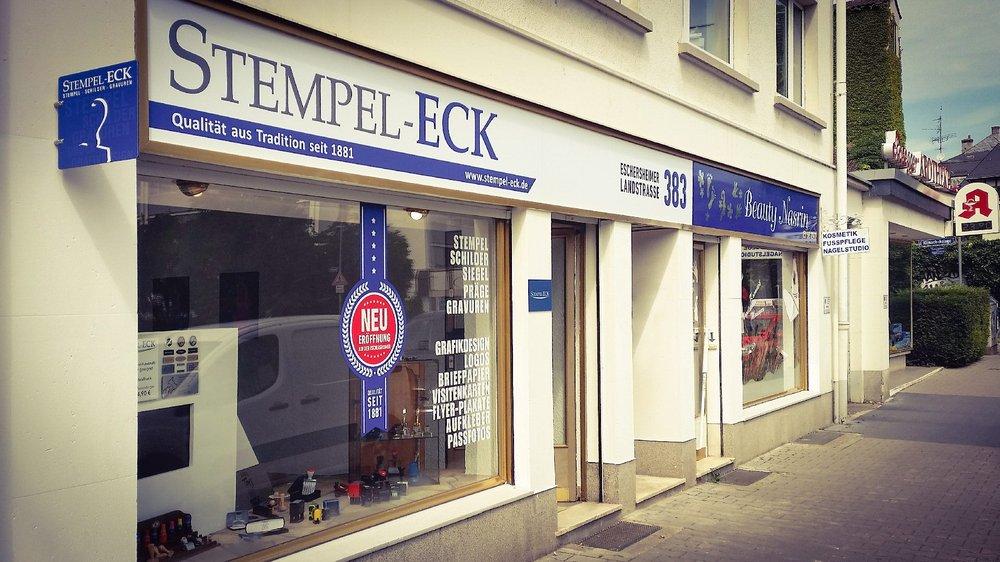das traditionelle alte neue stempel eck auf der eschersheimer landstr 383 60320 frankfurt am. Black Bedroom Furniture Sets. Home Design Ideas