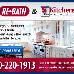 custom re-bath & 5 day kitchens - 3810 10th st - 15 photos