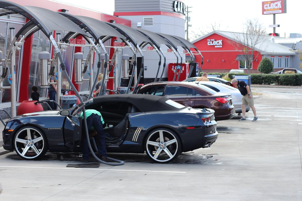 Waves Express Car Wash: 3500 Highway 153, Greenville, SC