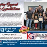Photo Of Kg Cleaning Service Dawsonville Ga United States