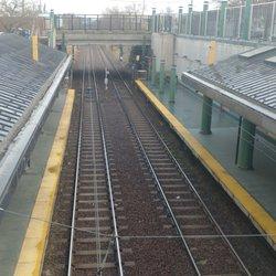 Photo Of Revere Beach Mbta Station Blue Line Ma United States