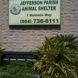 SPCA Jefferson - Animal Shelters - 1 Humane Way, Elmwood, New ...