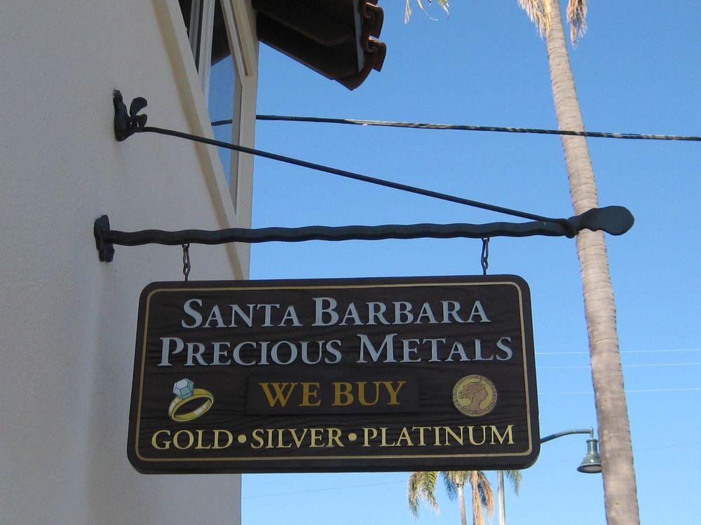 Santa Barbara Precious Metals: 1727 State St, Santa Barbara, CA