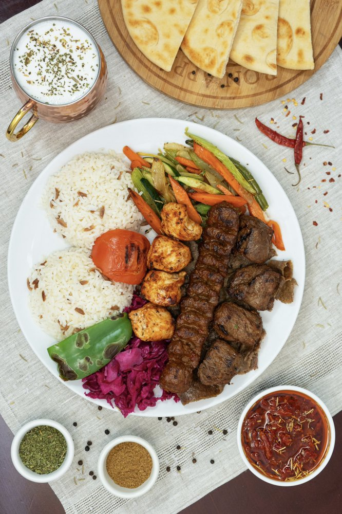 Istanbul Grill California: 18010 Newhope St, Fountain Valley, CA