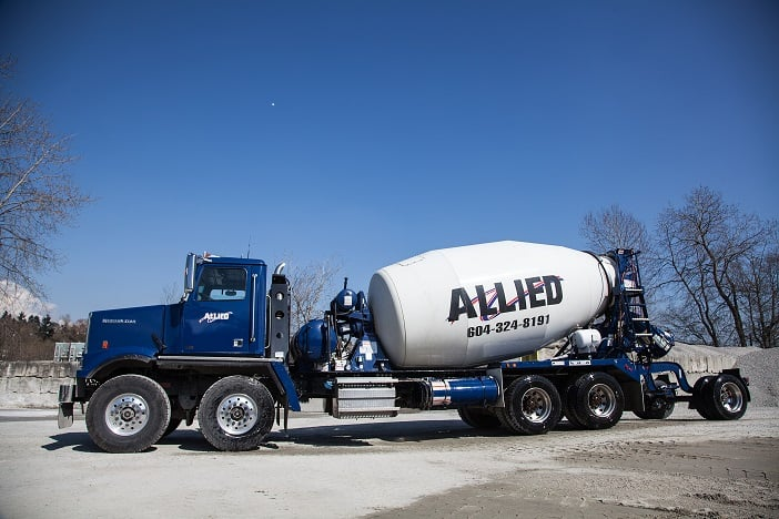 Ready Mix Concrete Company : Allied ready mix concrete limited get quote