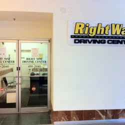 Photo Of Right Way Driving Center