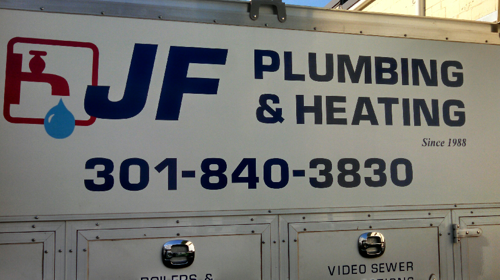 J F Plumbing and Heating: 15751 Crabbs Branch Way, Rockville, MD