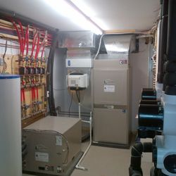 Photo Of Healthy Home Heating Air Conditioning Newmarket On Canada Geothermal