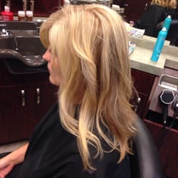 Niche salon 15 reviews hair salons 4920 roswell rd for 2 blond salon reviews