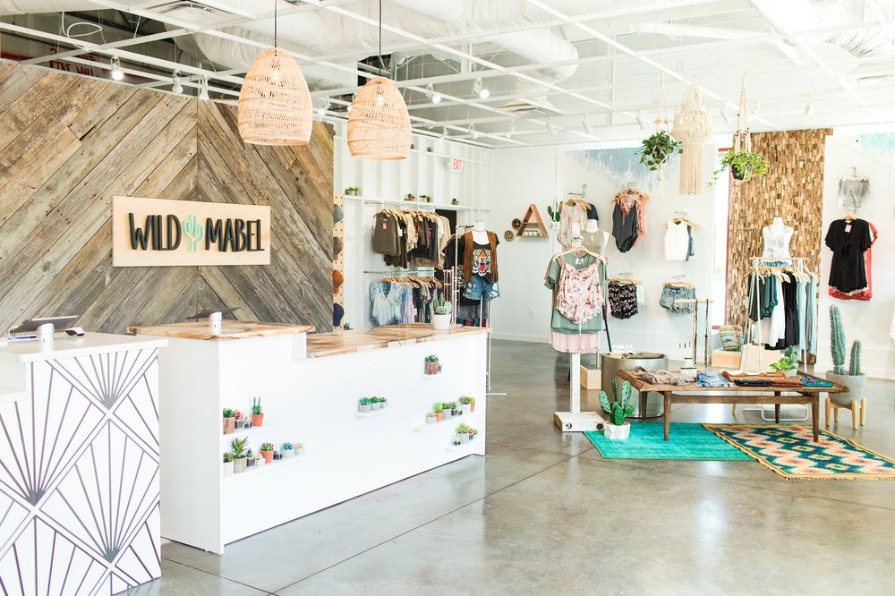 Wild Mabel Clothing - Myrtle Beach