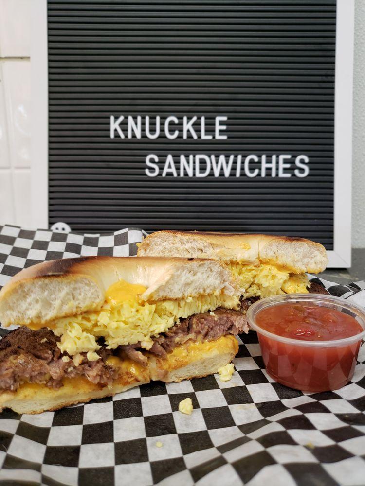 Knuckle Sandwiches: 1140 N Higley Rd, Mesa, AZ