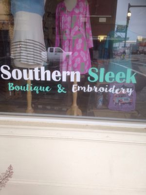 Southern Sleek Boutique Embroidery Womens Clothing 100 S