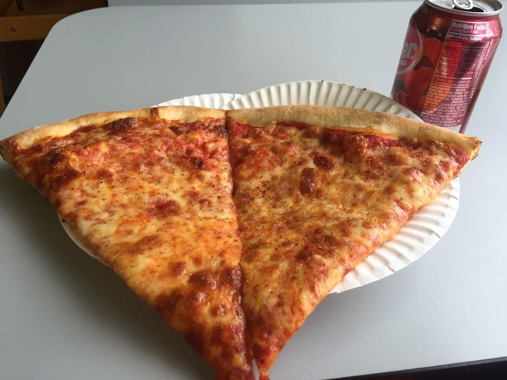 New York Pizzeria: 200 S Peterboro St, Canastota, NY