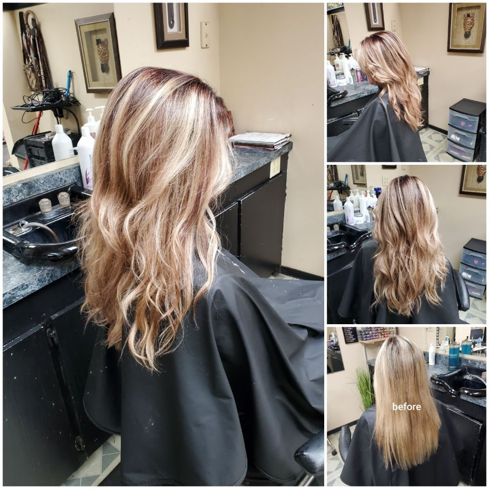 Hair Tracks: 1025 Falcon Rd, Altus, OK