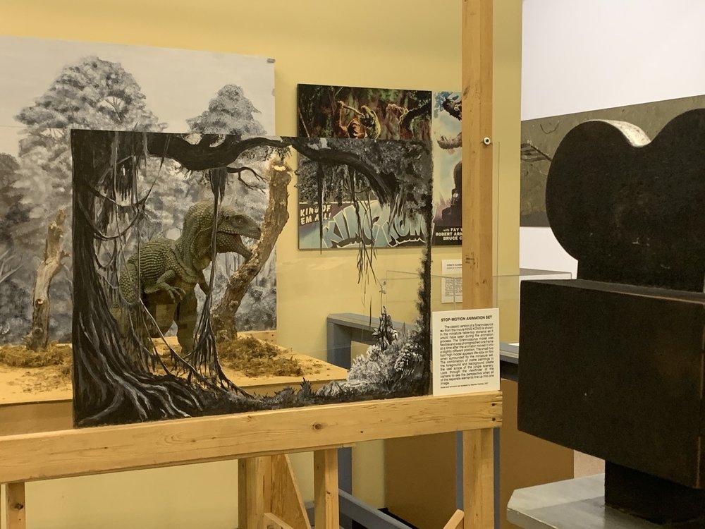 Dinosaur Museum: 754 S 200th W, Blanding, UT