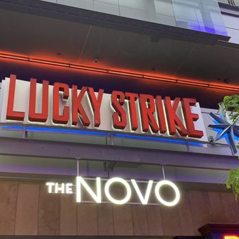 Lucky Strike - 372 Photos & 682 Reviews - Bowling - 800 W