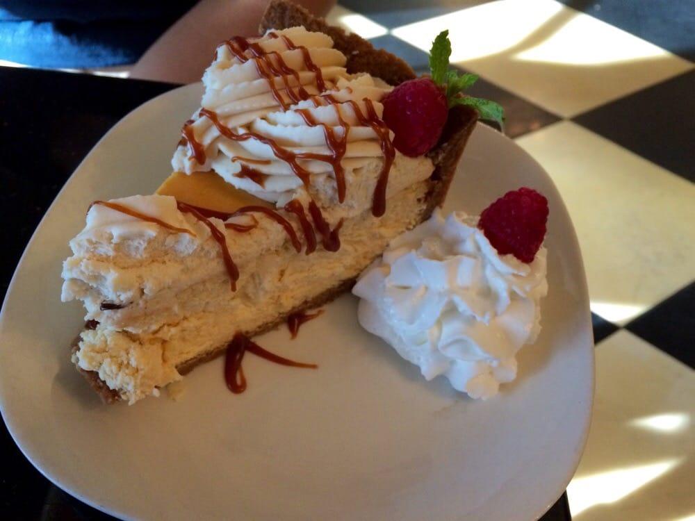 Caramel Cheesecake - Yelp