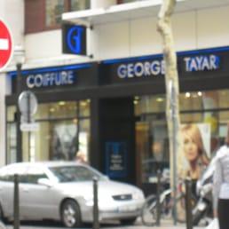Georges tayar coiffure salones de belleza 108 for Tchip coiffure boulogne billancourt