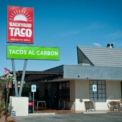 backyard taco mesa az united states welcome to backyard taco