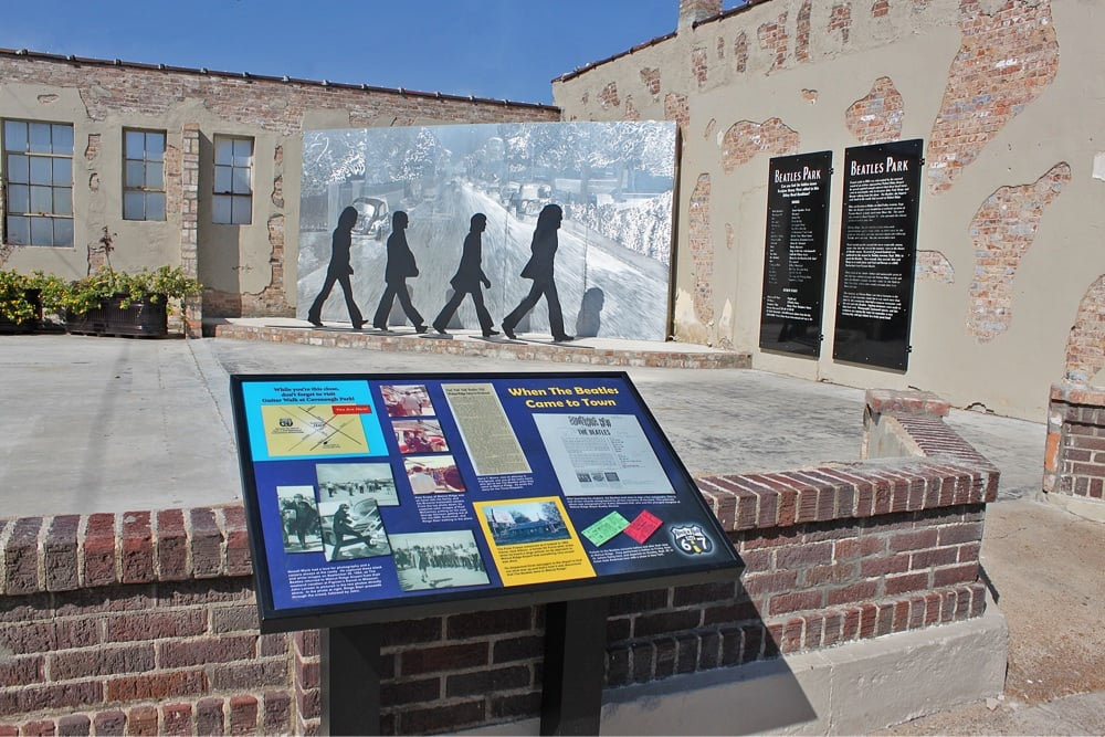 Beatles Park: 110 Abbey Rd, Walnut Ridge, AR