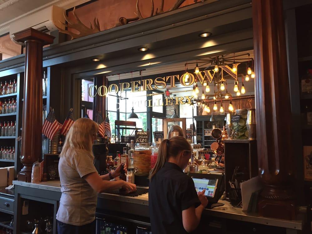Cooperstown Beverage Exchange: 73 Main St, Cooperstown, NY