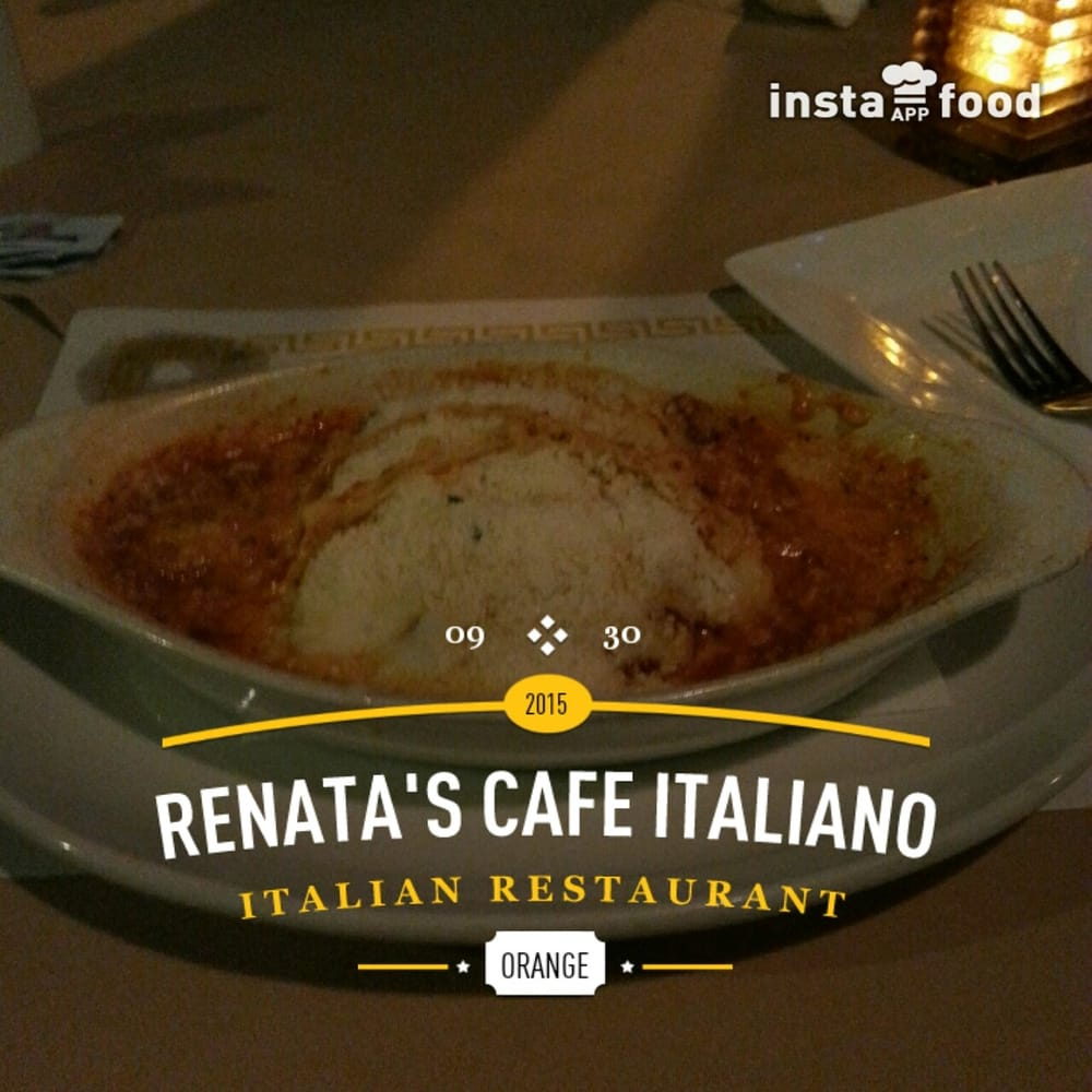 Renata\'s Cafe Italiano - Order Food Online - 62 Photos & 183 Reviews ...