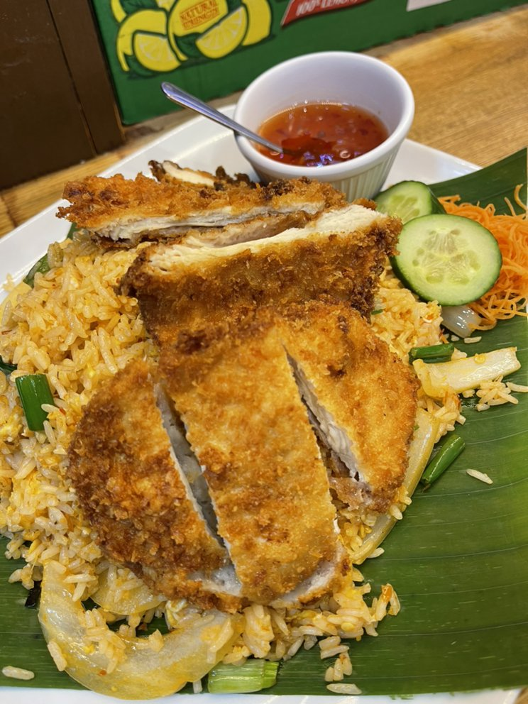 Food from SugarCane Thai