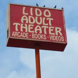 Lido adult theater quite