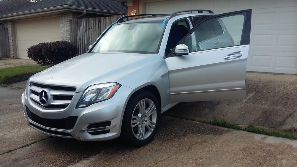 14 mercedes benz glk350 front windshield replaced yelp for Mercedes benz glk350 windshield replacement