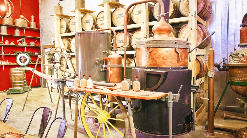Kentucky Artisan Distillery: 6230 Old LaGrange Rd, Crestwood, KY