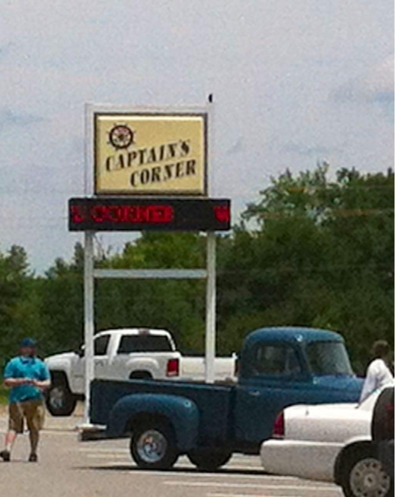 Captain's Corner: 201 Stockyard Rd, Vidalia, GA
