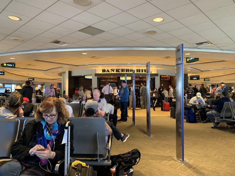 San Diego International Airport - Terminal 1