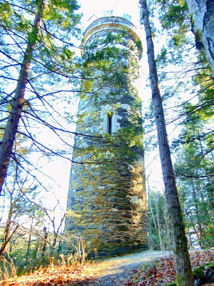 Retreat Tower: Retreat Tower Reservoir Lp, Brattleboro, VT