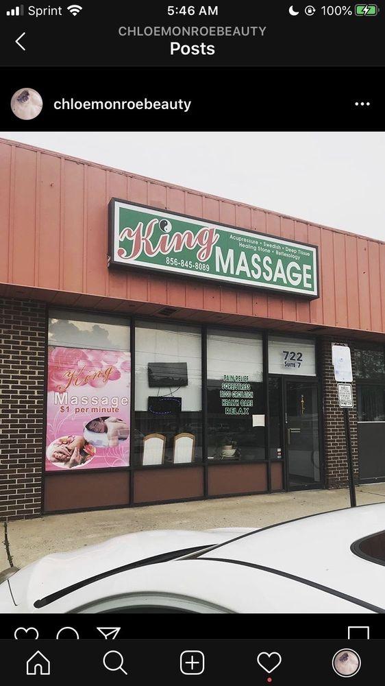 King Massage: Mantua Pike, Woodbury Heights, NJ