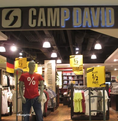 first rate low priced new style Camp David - Herrenmode - Marktplatz 11, Laatzen ...