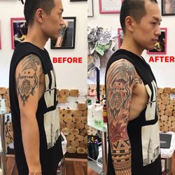 Houston Tattoo and Brows Studio - 169 Photos & 22 Reviews - Tattoo ...