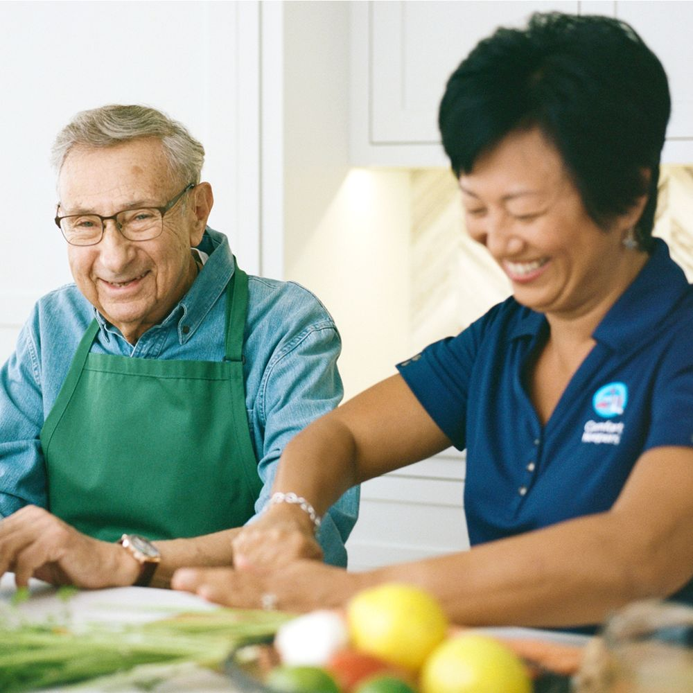 Comfort Keepers Home Care Gainesville