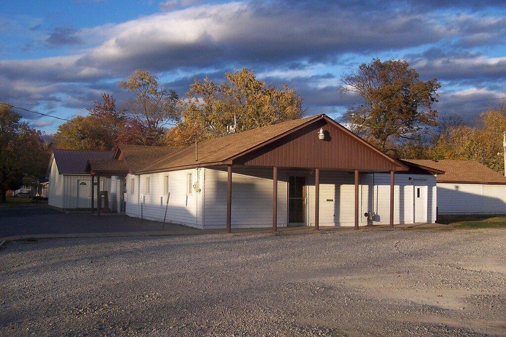 Land Street Missionary Baptist Church: 100 N Land St, Harrisburg, IL