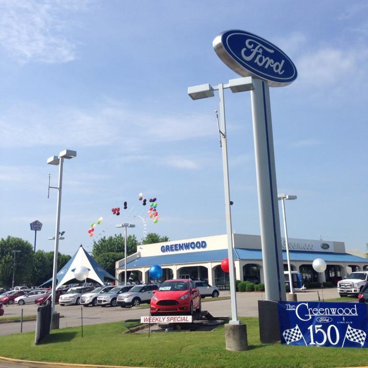 Greenwood Ford Sales
