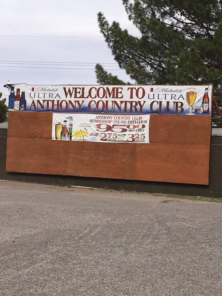 Photo of Anthony Country Club: Anthony, NM