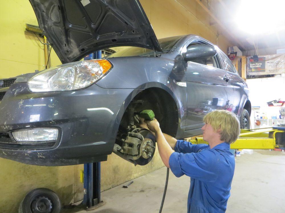 Hanson s auto repair richiedi preventivo 18 foto for Hanson motors service department
