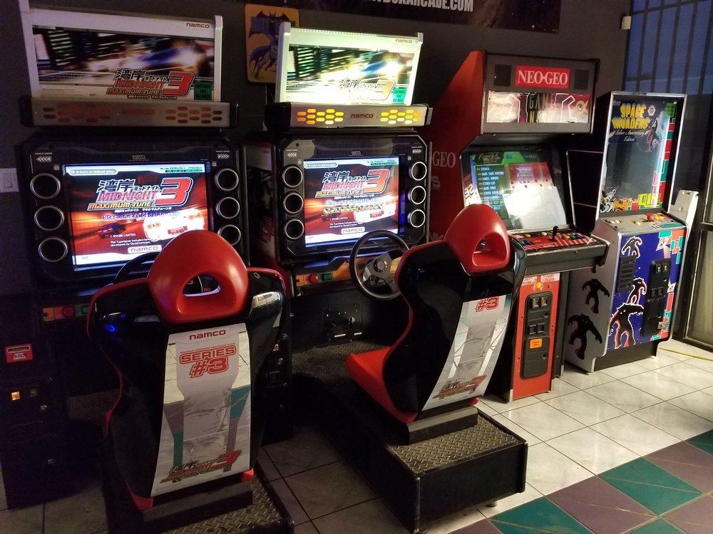 Press Start Gaming Center