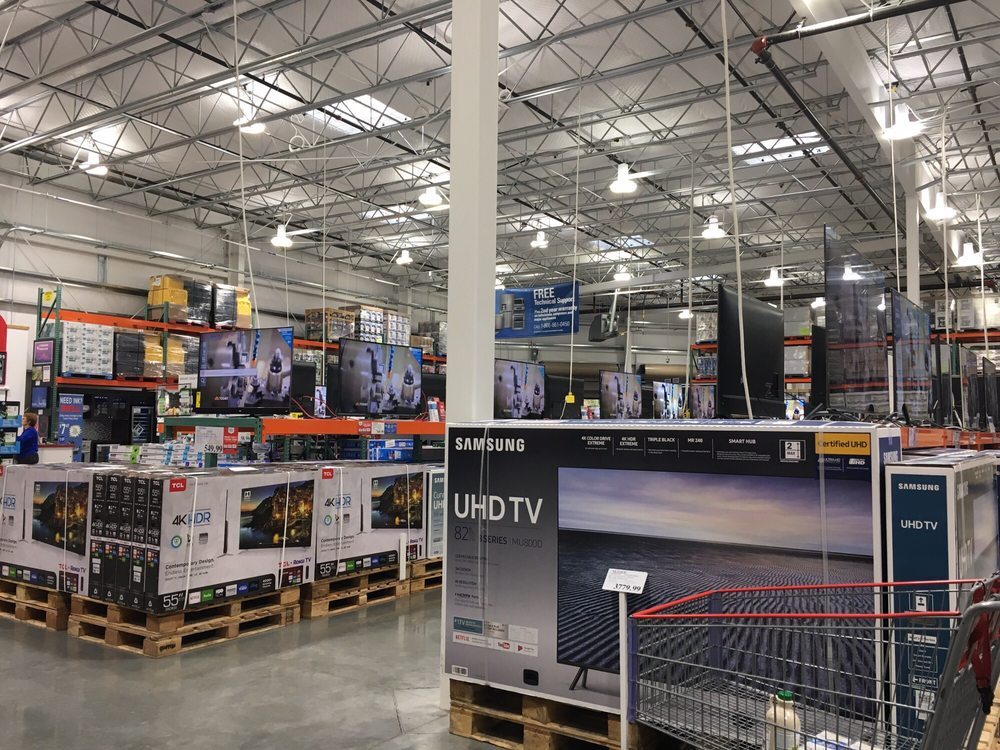 Costco Wholesale: 18109 33rd Ave W, Lynnwood, WA