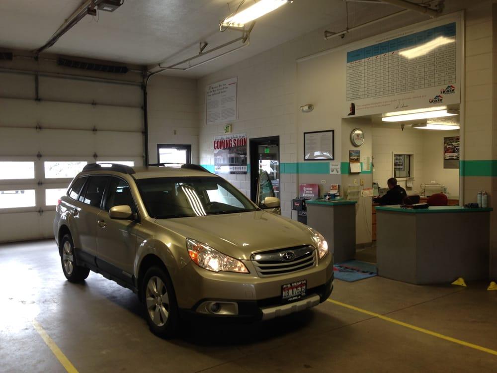 Phil Meador Subaru Parts & Service: 1437 Yellowstone Ave, Pocatello, ID