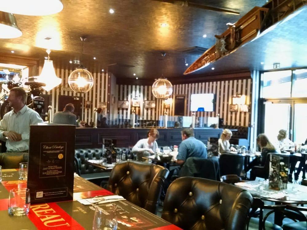 Au bureau 12 photos brasseries 2c avenue jean moulin for O bureau restaurant