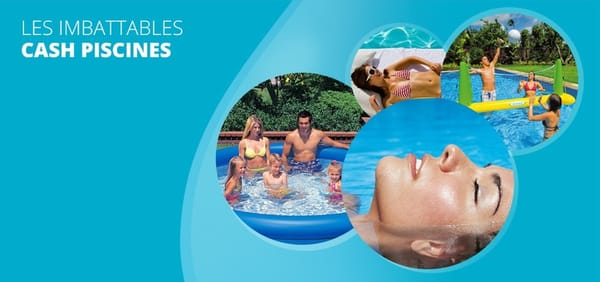 Cash piscines piscine idromassaggi zac de la jordanne for Cash piscine web