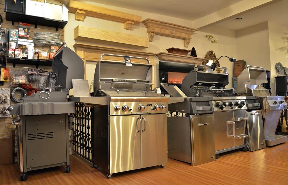 Conejo Valley Fireplace Barbecue Appliance: 2975 E Thousand Oaks Blvd, Thousand Oaks, CA